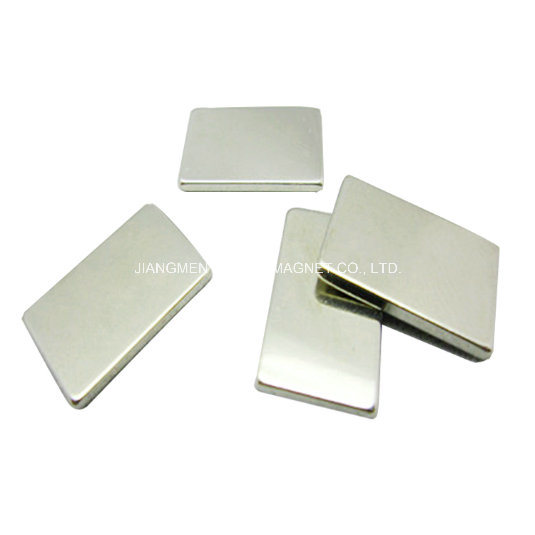 1mm Thin Nickel Surface Strong Magnet in Kitchenware