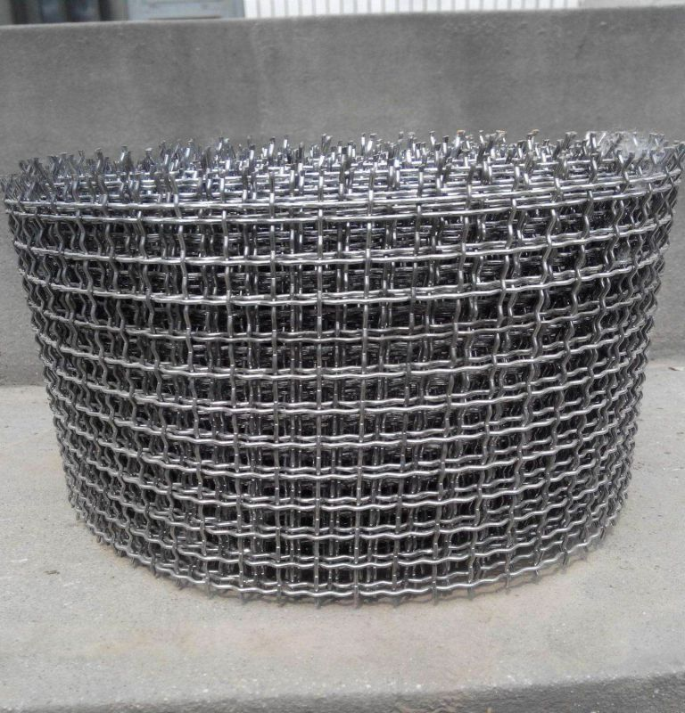 Stainless Steel Crimped Wire Mesh /Stainless Steel Screen Wire Mesh