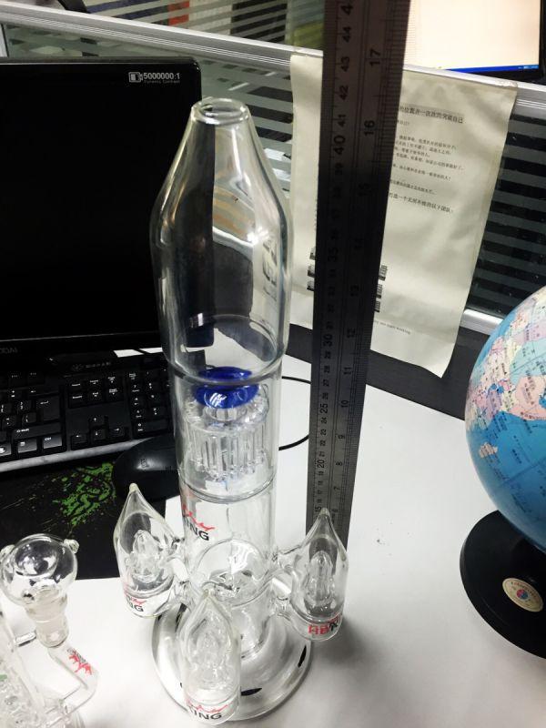 Smoking Pipe Perc Multi Percolator Smoking Pipe Wholesale From Enjoylife Rocket Shape Grand Glass Water Pipe