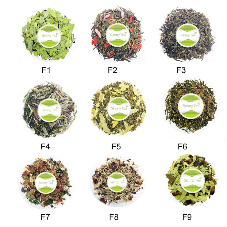 100% Organic Herbal Detox Tea Skinny Tea Weight Loss Tea (morning boost tea 28 day)