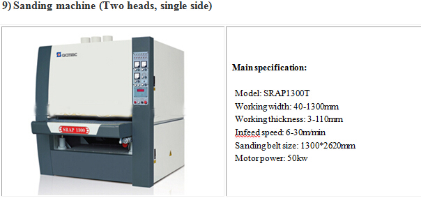 30000-50000 Cubic Meter Plywood Production Machinery