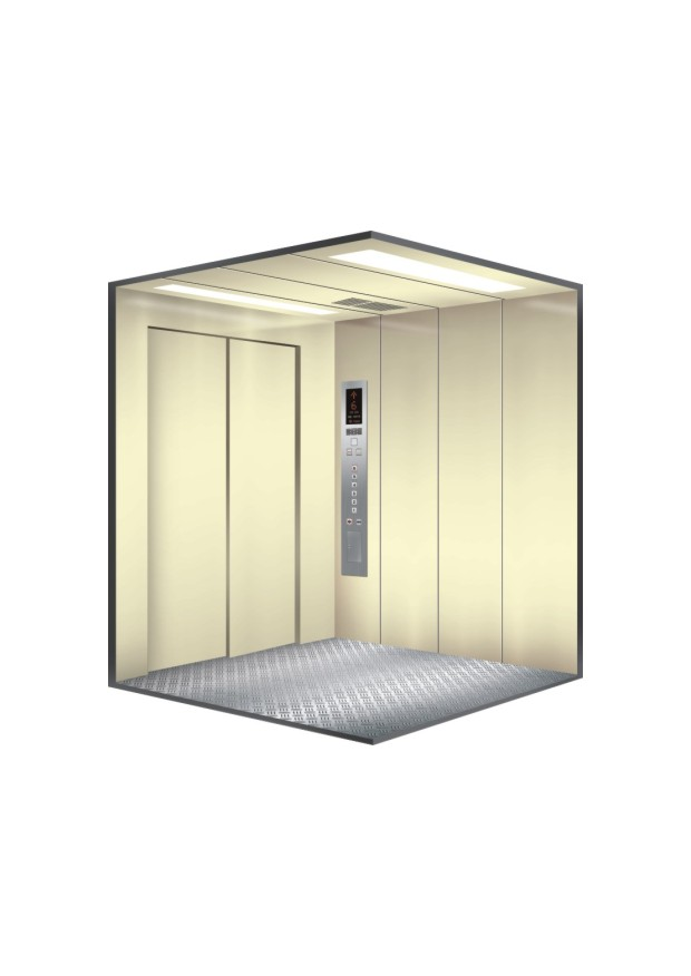Heavy Load Freight Elevator Lift Used for Warehouse