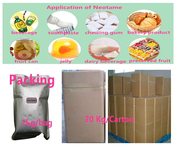 Neotame Powder High Sweetness 1kg 20kg