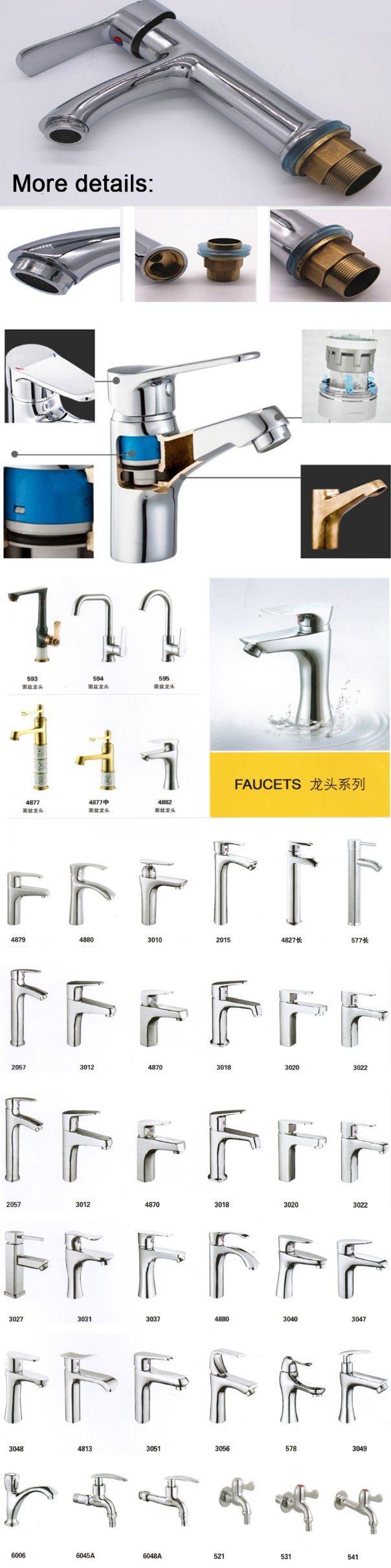 Cheap Price Wall Mounted Bathroom Bath Shower Faucet Set
