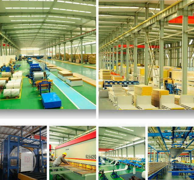 China Sound-Insulated Heat-Insulated EPS Sandwich Panel