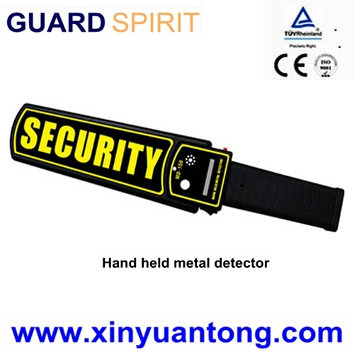 Mini Hand-Held Metal Detector Price From China