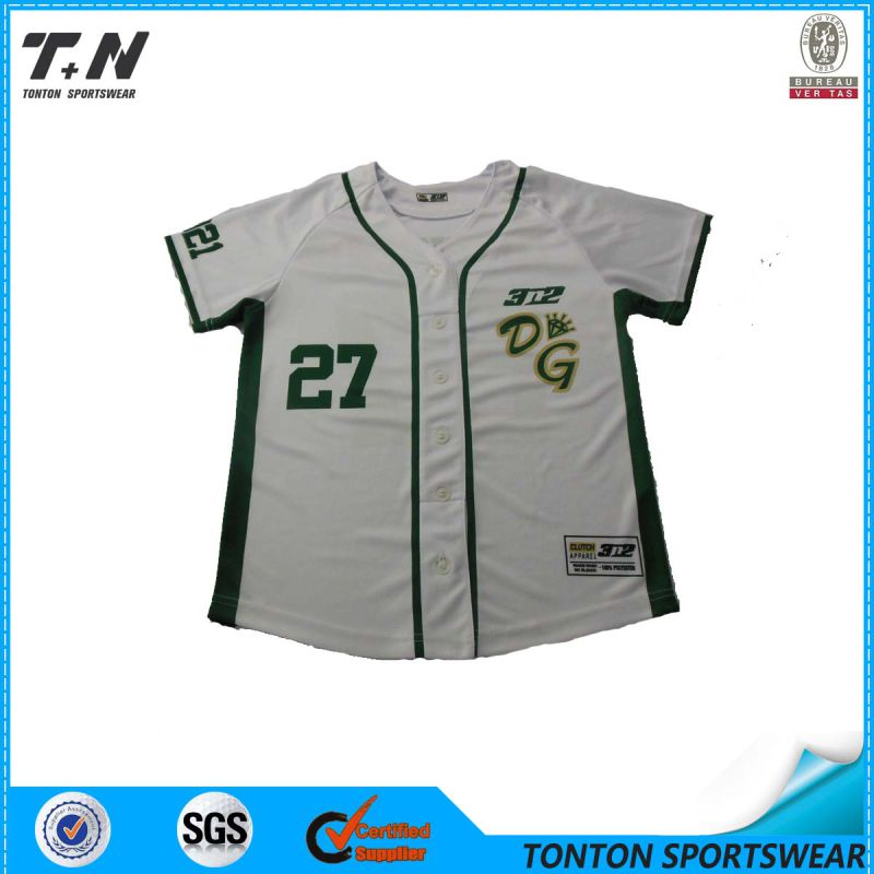 2015 New Designs Blank Baseball Jerseys Wholesale