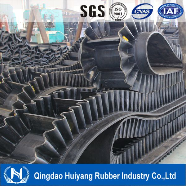 Manufactory Price Ep Multi-Ply Fabric Rubber Heat Resistant Conveyor Belt