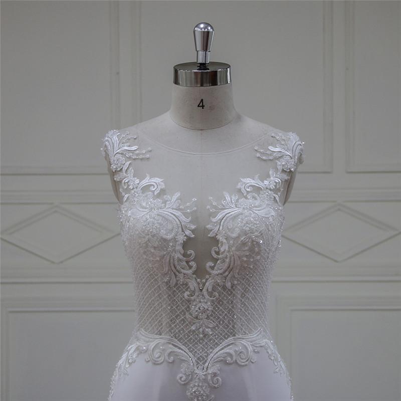 Strapless Sweetheart Bridal Wedding Dress