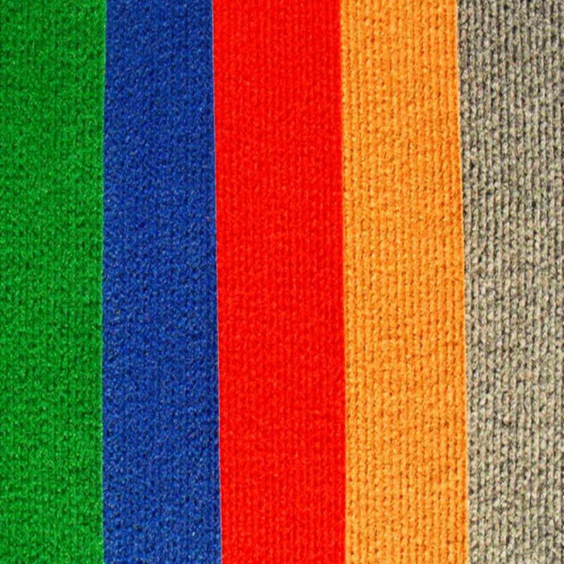 Polyester Non-Woven Stripe Carpet