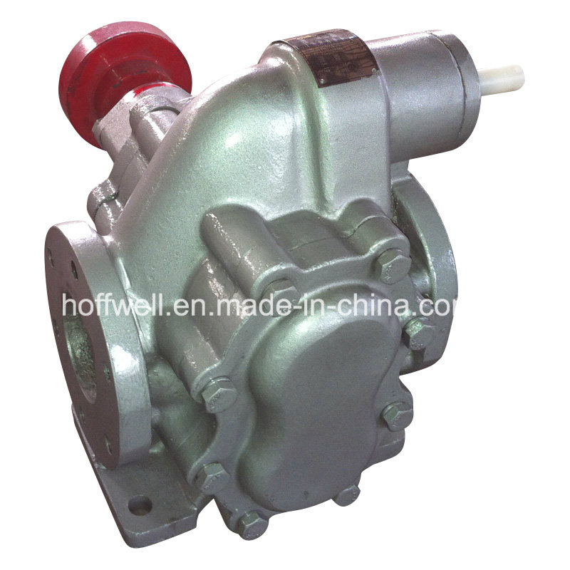 CE Approved KCB200 Stainless Steel Gear Oil Pump