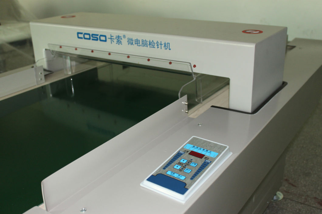 Broken Needle Inspection Machine for Garment