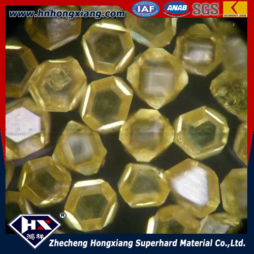 Green Synthetic Diamond for Making Diamond Blade