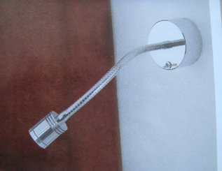 LED Bedside Reading Wall Lamp (MB3419-1)
