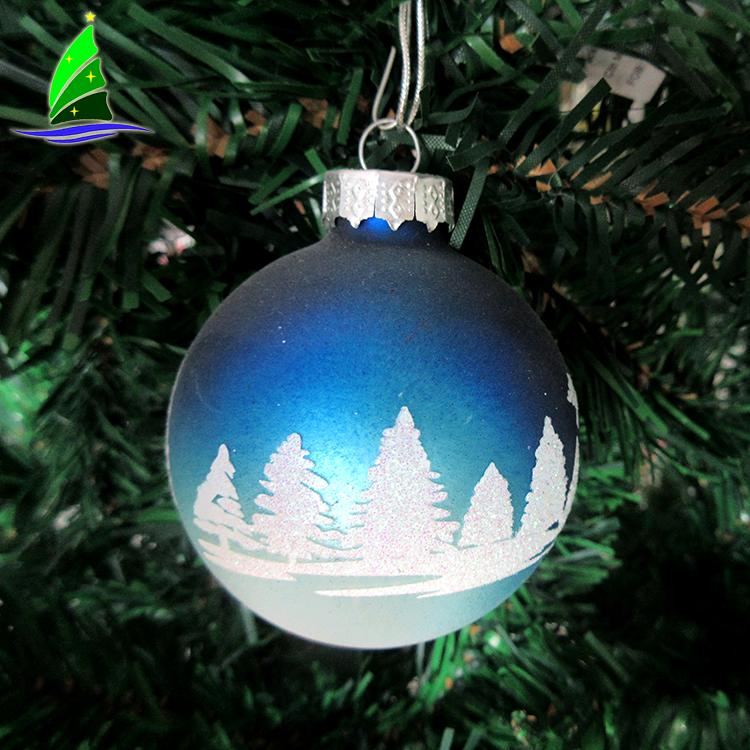 Handmade Hanging Xmas Ball