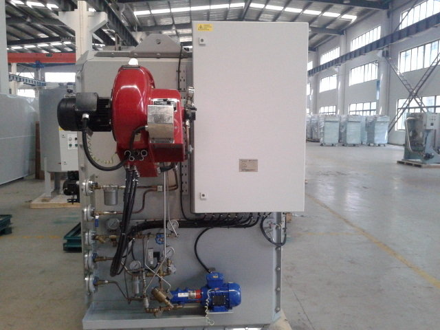 Marine Equipment Electrical Power Consumption 7kw Waste Incinerator