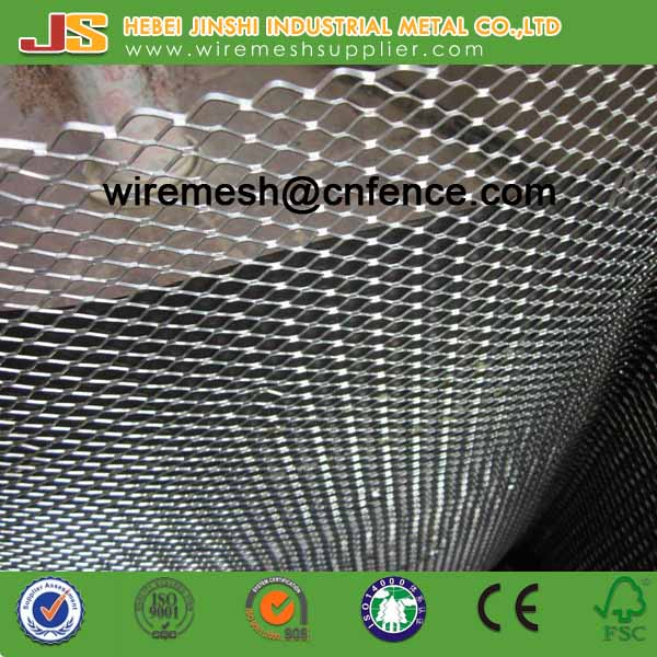 2.5lb/Yard 27''x96'' Galvanized Expanded Metal Lath Sheet