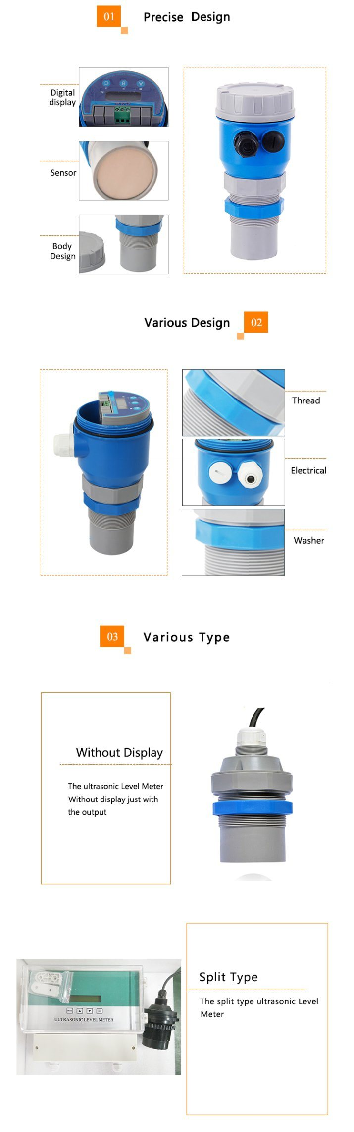 Why to Order The Flowline Ultrasonic Level Sensor Price