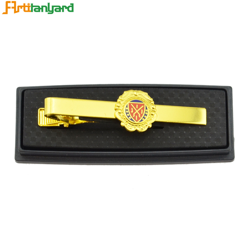 Custom Design Colorful Tie Bar