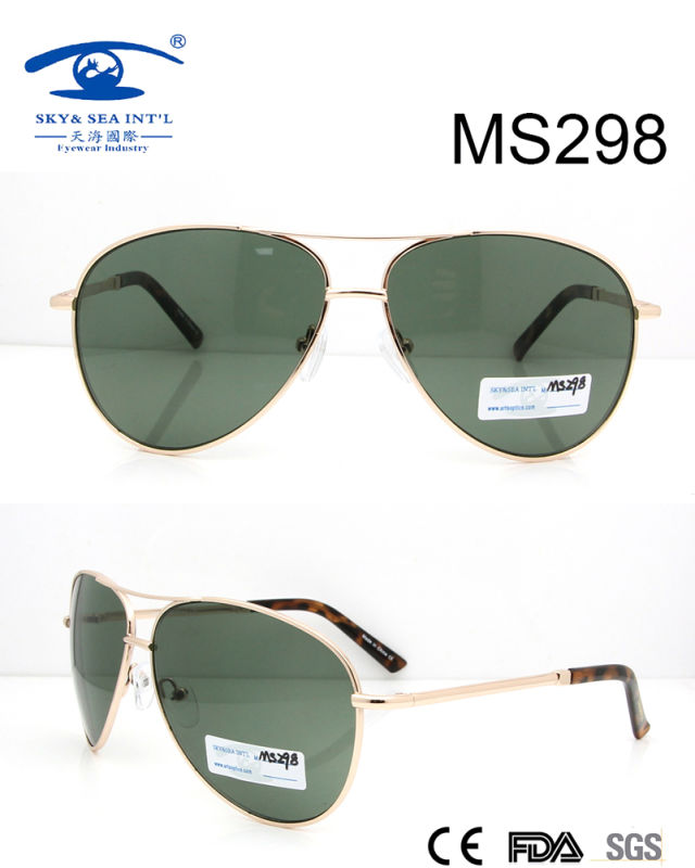 Hot Sale New Shape Best Design Sunglasses (MS298)