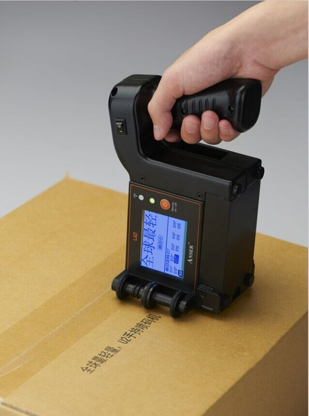 Small Portable Inkjet Printer for Manual Expiry Date