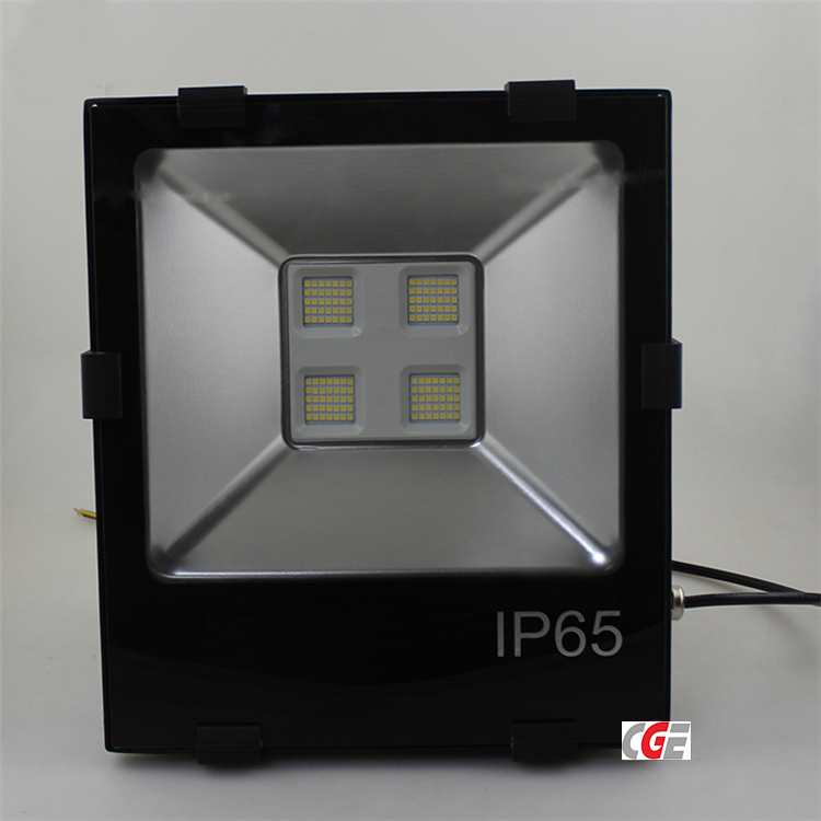 150W High Power Bridgelux Waterproof IP65 LED Flood Light Fixtures