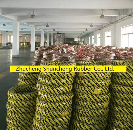 DOT Wholesale Rubber Scooter Tire off (130/60-13) .