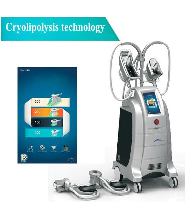 China Cryolipolysis Weight Loss Slimming Machine (ETG50-4S)