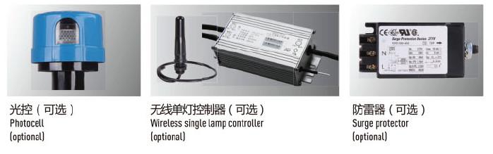 High Power Outdoor LED Street Lighting for European Market