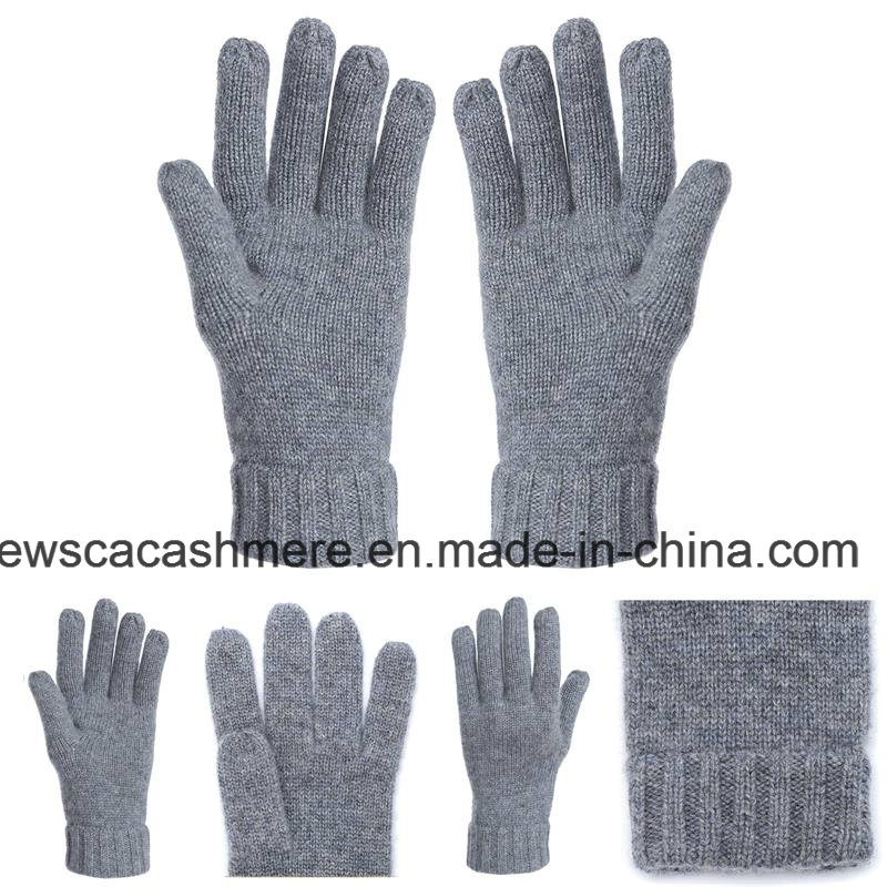 Lady Five Fingers Pure Cashmere Gloves