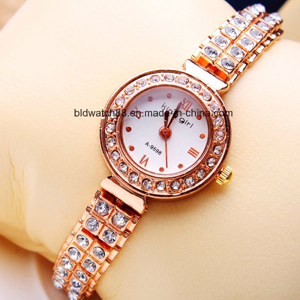 Promotional Women's Fashion Quartz Gift Watch for Promotion