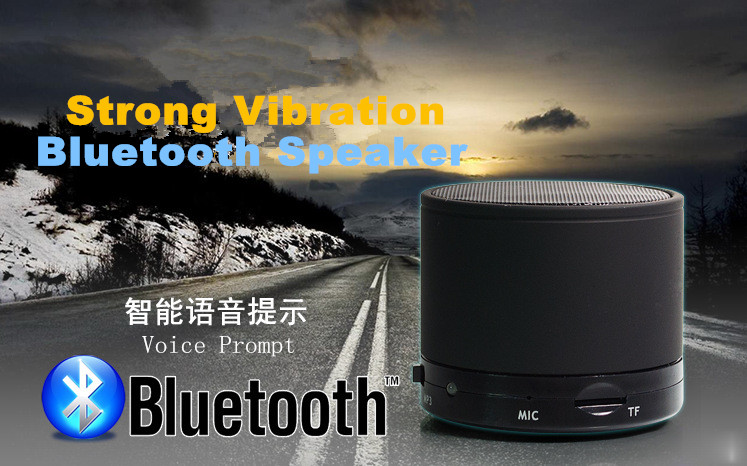 S10 Promotional Products Best Wireless Bluetooth Speaker