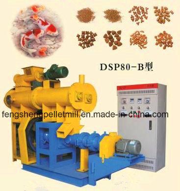 Animal, Fish Feed Pellet Extruder Machine
