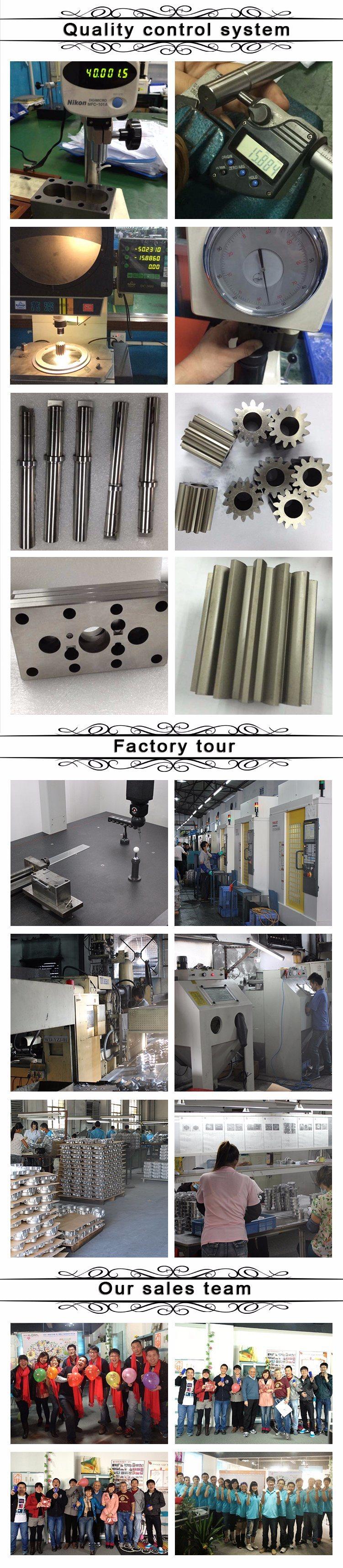 CNC Machining and CNC Milling Part, Eleltronic Housing, Zinc Part, Aluminum Part
