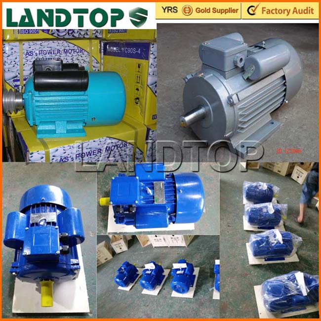 FUJIAN single phase electric motor specifications