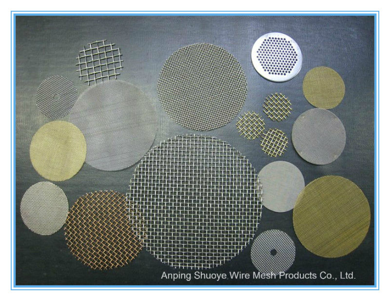 Cartridge Filters/Filter Drums/Filter Disc/Stainless Steel Filter