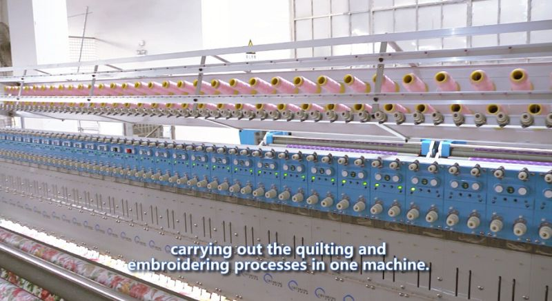Cshx-233 Quilting & Embroidery Machine