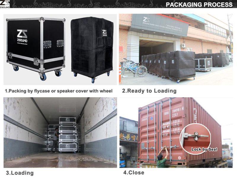 Zsound Stadium Power Professional System