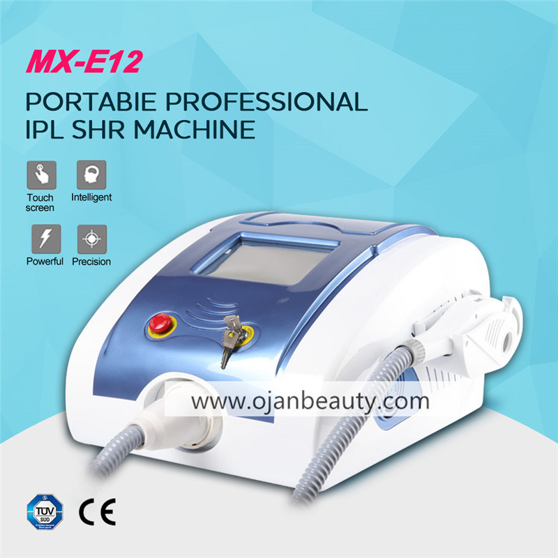 Factory Price Portable Painless Shr IPL RF Hair Removal Machine