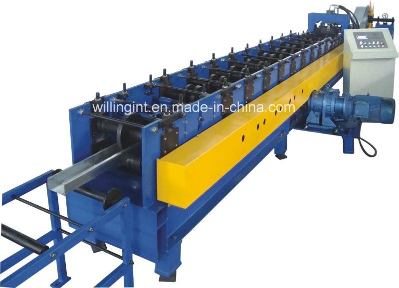 C Channel Steel Purlin Roll Forming Machine