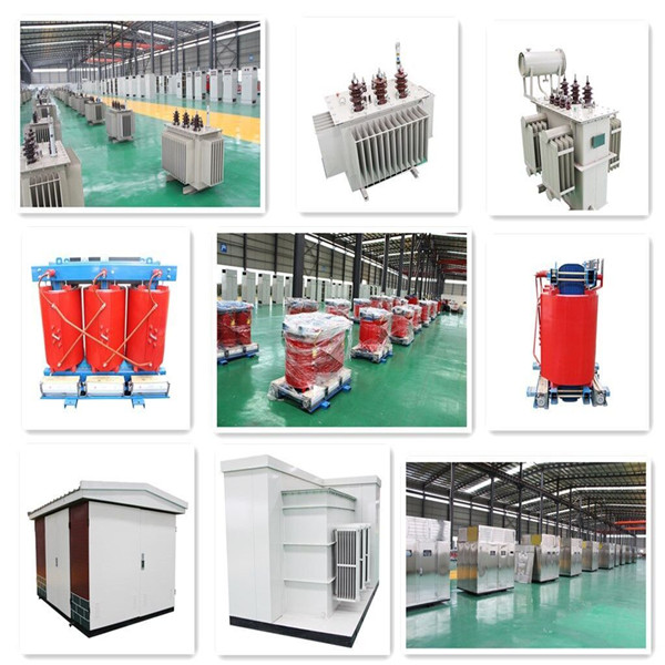 Yb Series Prefabricated Substation Manufacturer