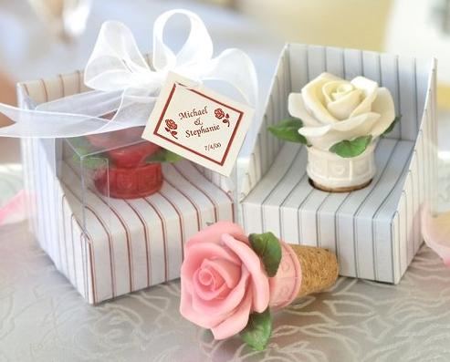 Valentine's Bottle Stopper, Valentine's Gifts