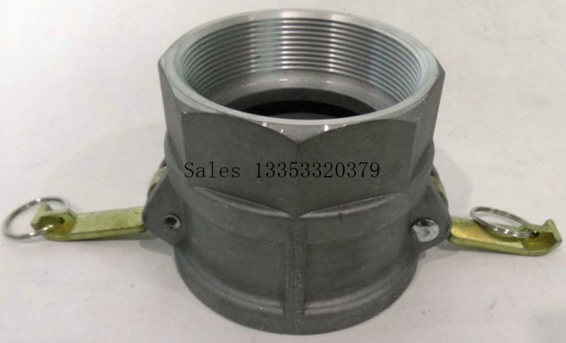 D Type Internal Thread Female Quick Coupling