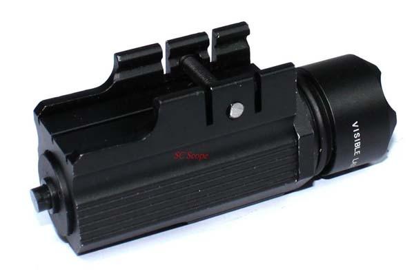 Vector Optics Blitz Green Pistol Glock 17 19 23 Green Laser Sight W/ Micro Mini Size 29mm 1.1