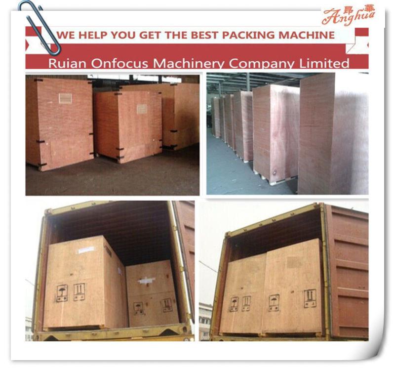 Dry Powder Filling Packing Machine (Ah-Fjq100)