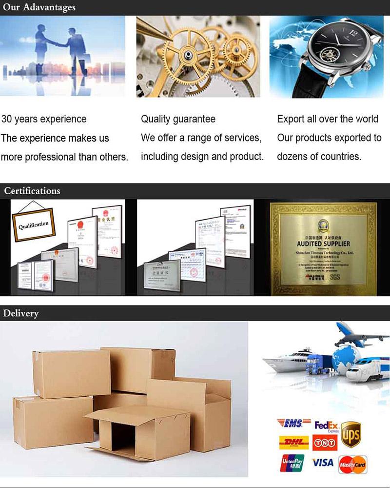 Quartz Fashion Stainless Steel Brand Watch for Ladies 71131