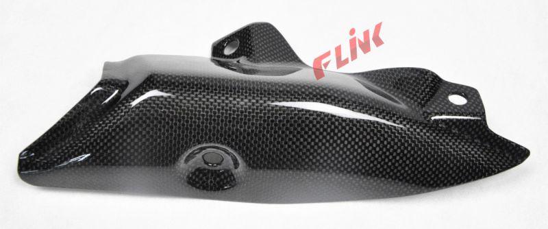 Carbon Fiber Exhaust Pipe Guard (K1058) for Kawasaki Zx10r 2016