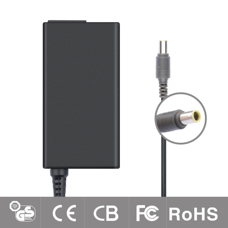 65W 20V 3.25A AC Adapter for Lenovo Thinkpad X61 X61s T61 Laptop