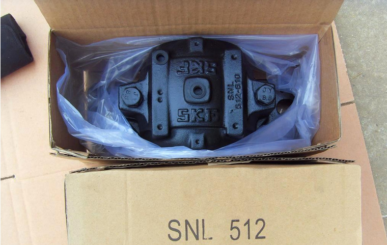 Sleeve Lips Seals Cover Ring Snl Plummer Housing Bearing Snl520-617