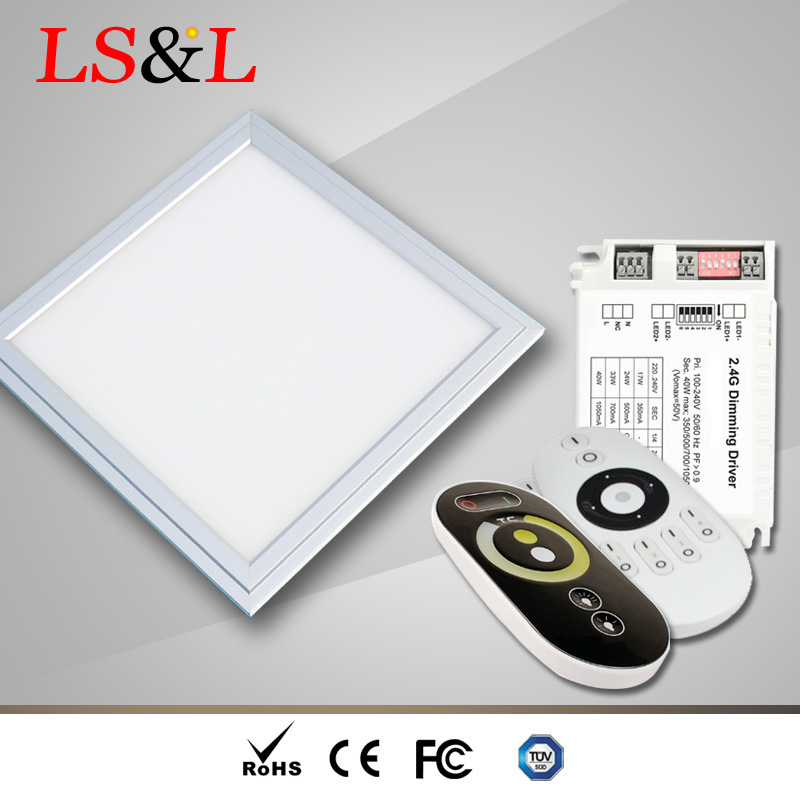 CCT Color Temperature Change and Dimmable LED Panel Light Solution